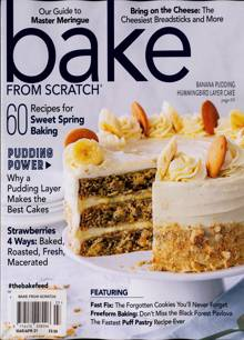 Bake From Scratch Magazine Issue MAR-APR