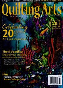 Quilting Arts Magazine Issue SPRING