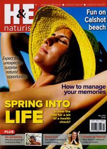 H & E Naturist Magazine Issue MAY 21
