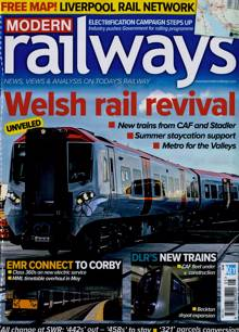 Modern Railways Magazine MAY 21 Order Online
