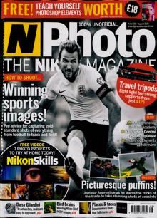 N Photo Magazine Issue AUG 21