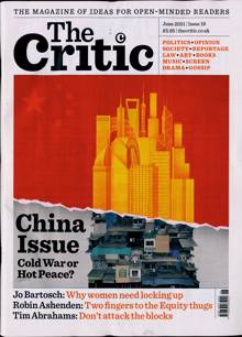 Critic (The) Magazine JUN 21 Order Online