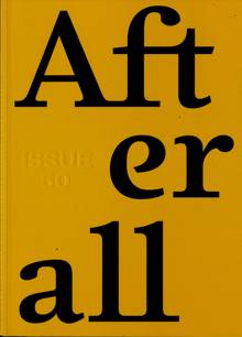 Afterall Magazine 50 Order Online