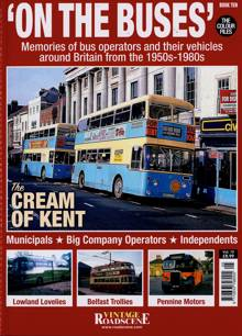 On The Buses Magazine Issue NO 10