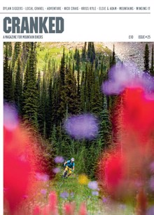Cranked Magazine Issue 25 Order Online