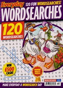 Everyday Wordsearches Magazine Issue NO 158