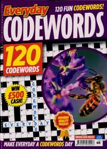 Everyday Codewords Magazine NO 76 Order Online