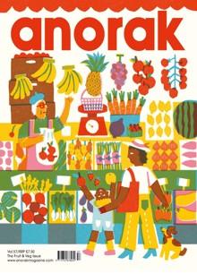 Anorak Magazine Vol 57 Order Online