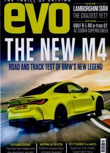 Evo Magazine Issue APR 21