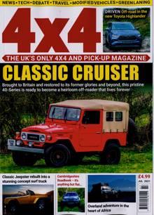 4 X 4 Magazine JUL 21 Order Online