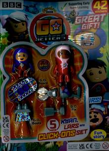 Go Jetters Magazine Issue NO 57