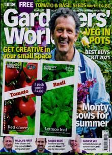 Bbc Gardeners World Magazine APR 21 Order Online