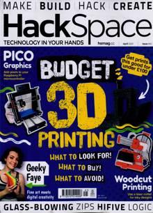 Hackspace Magazine NO 41 Order Online