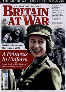 Britain At War Magazine APR 21 Order Online
