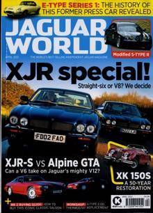 Jaguar World Monthly Magazine Issue APR 21