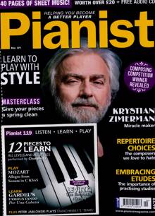 Pianist Magazine APR-MAY Order Online