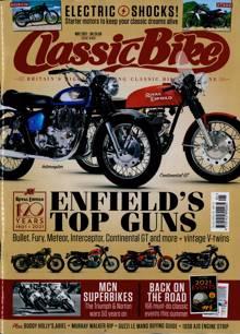 Classic Bike Magazine MAY 21 Order Online