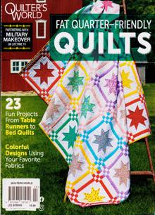 Quilters World Magazine Issue LTE SPRING