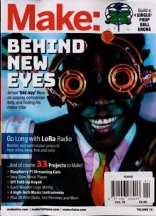 Make Magazine NO 76 Order Online