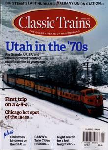Classic Trains Magazine Issue SPRING