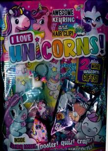 I Love Unicorns Magazine Issue NO 11