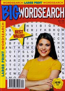 Big Wordsearch Magazine NO 252 Order Online
