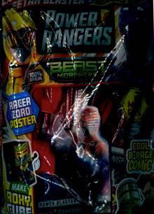 Power Rangers Magazine Issue NO 6