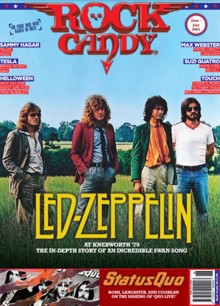 Rock Candy Magazine Issue Issue 26