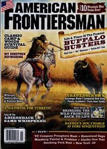 American Frontiersman Magazine 11 Order Online