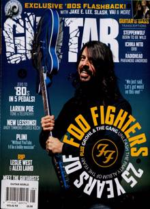 Guitar World Magazine Issue VOL42/4