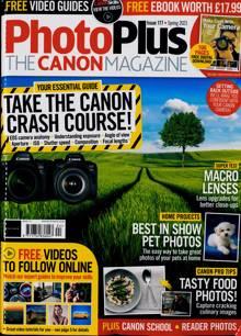 Photoplus Canon Edition Magazine Issue SPRING