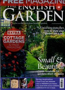 English Garden Magazine Issue SPRING