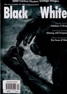 Black & White Magazine Issue APR 21
