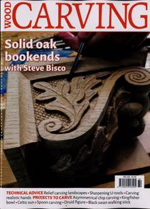 Woodcarving Magazine NO 180 Order Online