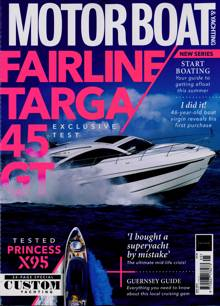 Motorboat And Yachting Magazine Issue MAY 21