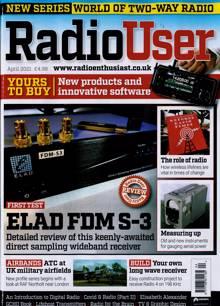 Radio User Magazine APR 21 Order Online