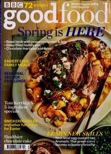 Bbc Good Food Magazine APR 21 Order Online