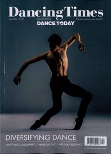 Dancing Times Magazine Issue APR 21