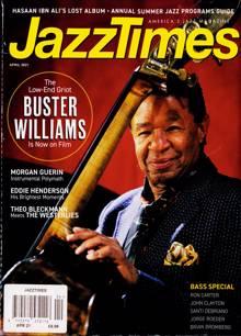 Jazz Times (Us) Magazine APR 21 Order Online
