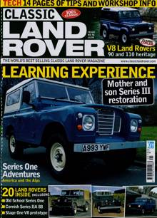 Classic Land Rover Magazine MAY 21 Order Online