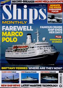 Ships Monthly Magazine Issue APR 21