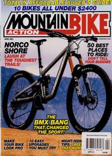 Mountain Bike Action Magazine APR 21 Order Online