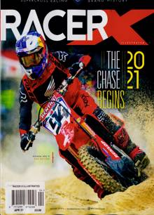 Racer X Illustrated Magazine APR 21 Order Online