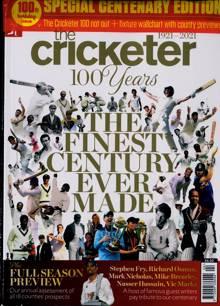 Cricketer Magazine APR 21 Order Online