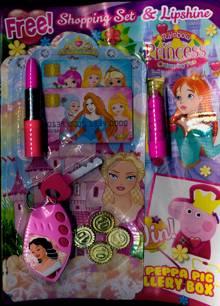 Rainbow Princess Colouring Magazine NO 38 Order Online