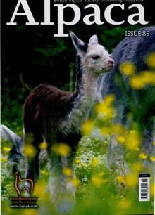 Alpaca Magazine Issue NO 85