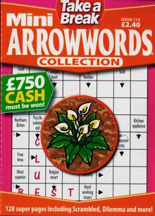 Tab Mini Arrowwords Coll  Magazine NO 115 Order Online