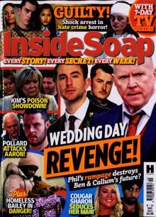 Inside Soap Magazine 08/05/2021 Order Online