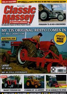 Classic Massey Ferguson Magazine MAY-JUN Order Online