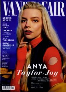 Vanity Fair Magazine Issue APR 21